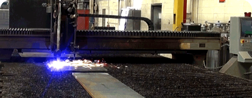 CNC Plasma and Flame Cutting