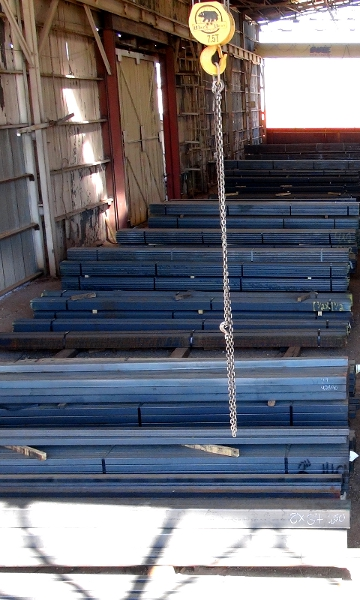 New Mexico's Full Line Steel Distribution Warehouse